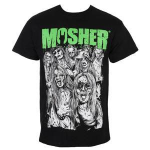 MOSHER The Moshin Dead Čierna