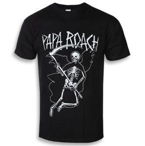 KINGS ROAD Papa Roach Haunted Reaper Čierna L