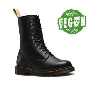 topánky kožené unisex - 10 dírkové - Dr. Martens - DM23981001