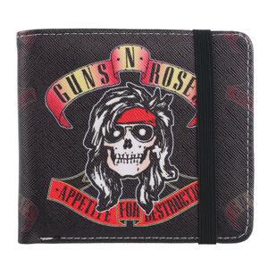 peňaženka Guns N' Roses - Appetite For Destruction - RSWAGN02