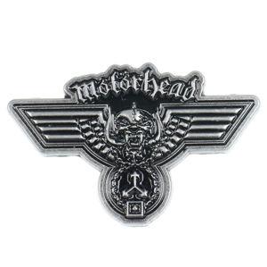pripináčik Motörhead - Hammered - RAZAMATAZ - PB015