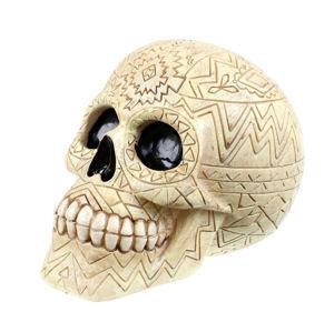 dekorácia (pokladnička) Ornament Skull - 78/5963-4