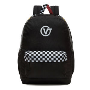 batoh VANS - SPORTY REALM PLUS - BLACK / FINAL - VN0A3PBITV81