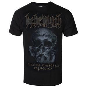KINGS ROAD Behemoth Ecclesia Skull Čierna S