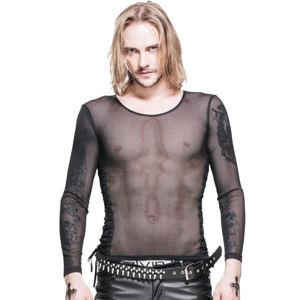 tričko unisex s dlhým rukávom DEVIL FASHION - TT035 XXL