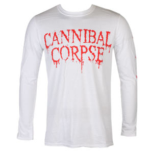 PLASTIC HEAD Cannibal Corpse BUTCHERED AT BIRTH Čierna
