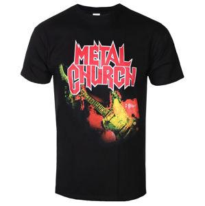 PLASTIC HEAD Metal Church PLASTIC HEAD Čierna