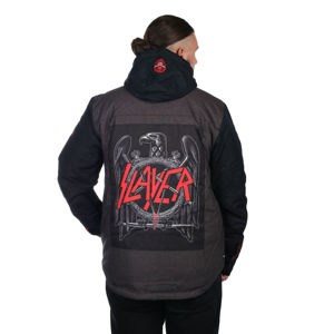 bunda pánska Slayer - Insulated - Black Denim - 686 - L9W129 S