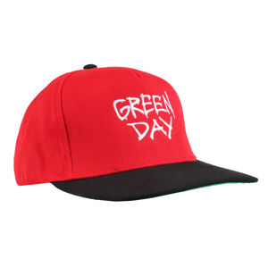 šiltovka GREEN DAY - RADIO HAT - PLASTIC HEAD - PHCAP194