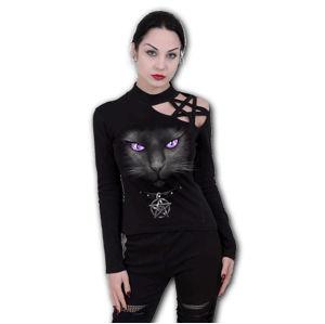 tričko SPIRAL DEATH WISDOM Čierna L