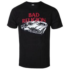 Tričko metal KINGS ROAD Bad Religion Car Crash Čierna