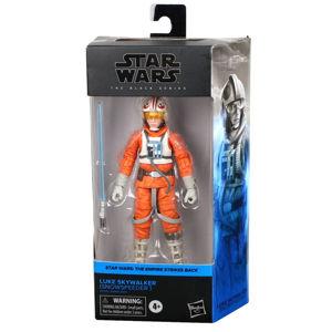 figúrka filmová NNM Star Wars Luke Skywalker (Snowspeeder)