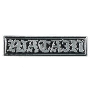 pripináčik Watain - Logo - RAZAMATAZ - PB084