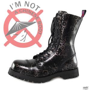 topánky NEVERMIND - 10 dírkové - Roldana Grey - POŠKODENÉ - BH048 41