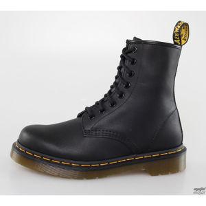 topánky DR. MARTENS - 8 dírkové - 1460 - BLACK Grease - DM11822003 - POŠKODENÉ - BH072 47