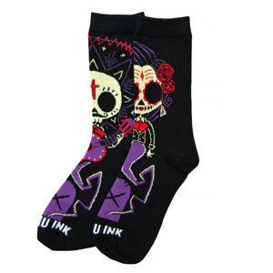 ponožky unisex AKUMU INK - Timeless Union - 14S07