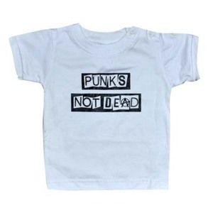 ROCK DADDY Punk's Not Dead biela
