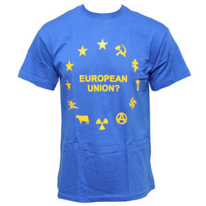 tričko European Union 3 - RRR XL