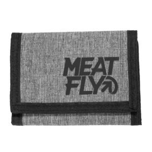 peňaženka MEATFLY - ARROW - E - 1/26/55 - Heather Grey Black - MEAT201