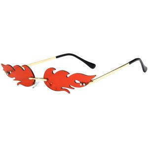 slnečné okuliare JEWELRY & WATCHES - O56_red