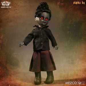 bábika Living Dead Dolls - The Time Has Come To Tell The Tale - Soot - MEZ93415-3