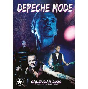 kalendár na rok 2020 - DEPECHE MODE - 2020_DRM-007