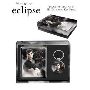 prívesok na kľúče Twilight Eclipse - KEY RING JACOB REFLECT - 37438 COSM