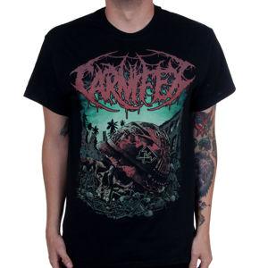 Tričko metal INDIEMERCH Carnifex Born To Kill Čierna M