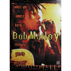HEART ROCK Bob Marley Reveals