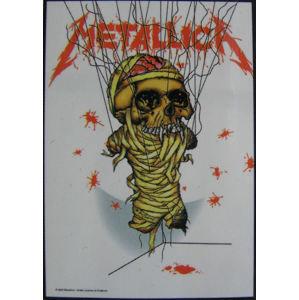vlajka Metallica - One - HFL0307