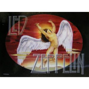 HEART ROCK Led Zeppelin Icarus