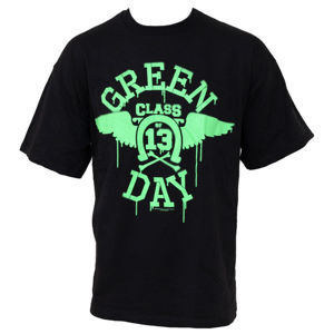 BRAVADO EU Green Day Neon Wings Čierna