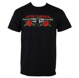 BRAVADO Guns N' Roses Roses Pistols Čierna XL