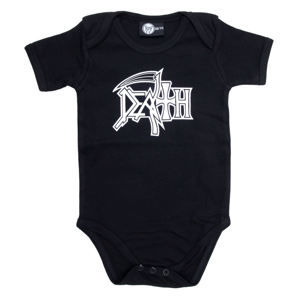 body detské Death - Logo - Black - Metal-Kids