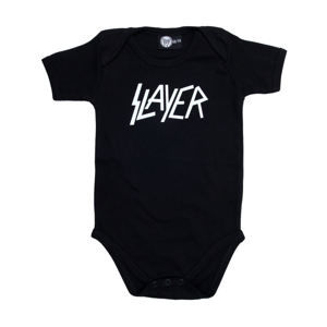body detské Slayer - Logo - Black - Metal-Kids