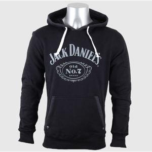 mikina s kapucňou pánske Jack Daniels - Old No. 7 - JACK DANIELS - HD030080JDS