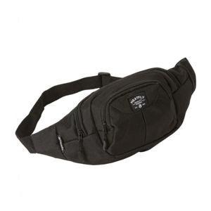 taška (ľadvinka) MEATFLY - WALLY WAIST A - Black - MEAT154