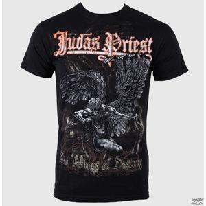 ROCK OFF Judas Priest Čierna XL