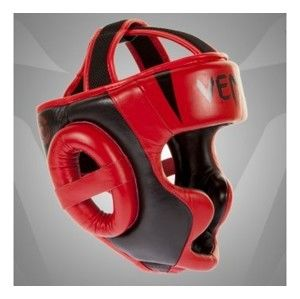 prilba VENUM - Absolute 2.0 Headgear - Red Devil - 0678