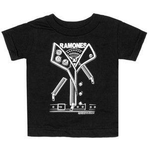 SOURPUSS Ramones Ramones Čierna