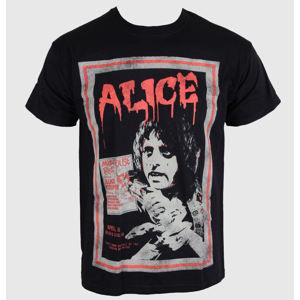 ROCK OFF Alice Cooper Vintage Poster Čierna