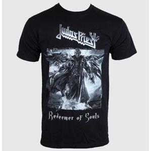 Tričko metal ROCK OFF Judas Priest Čierna XL