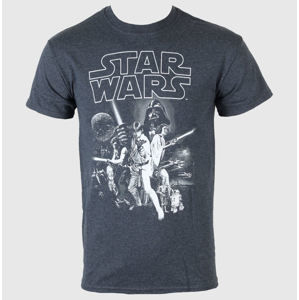 LIVE NATION Star Wars A New Hope One Sheet sivá