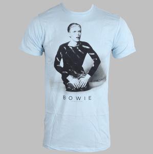 BRAVADO David Bowie Bowie Kneeling modrá