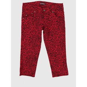 kraťasy dámske 3RDAND56th - Red - SLO14 30