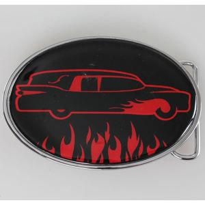 pracka SOURPUSS - Car - Black / Red - SP4146