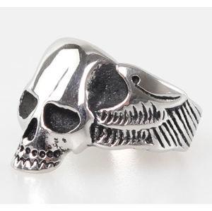 prsteň Skull - R133 Y