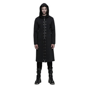 kabát pánsky PUNK RAVE - Varg - OY-856 BK