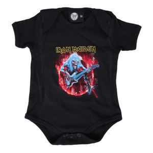 body detské Iron Maiden - FLF - Black - Metal-Kids - MK22