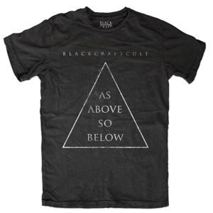 BLACK CRAFT As Above So Below Čierna XXL